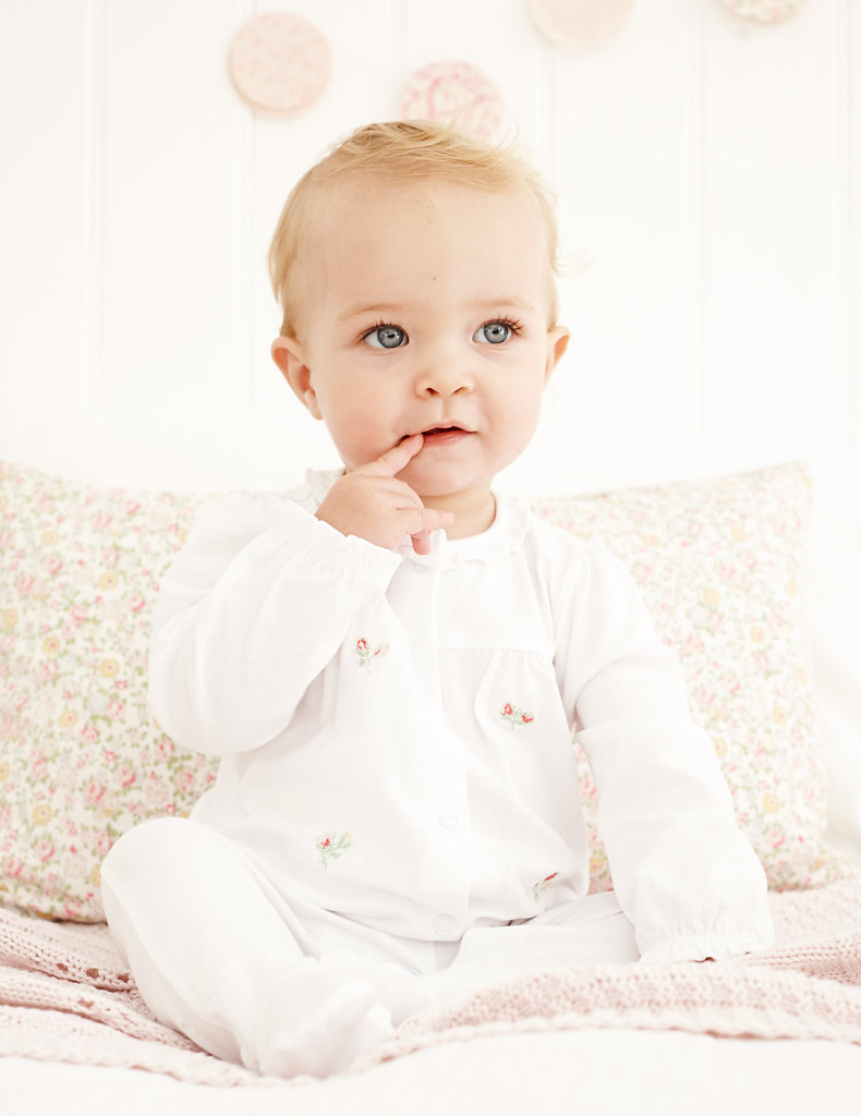 Little White Company Spring Baby