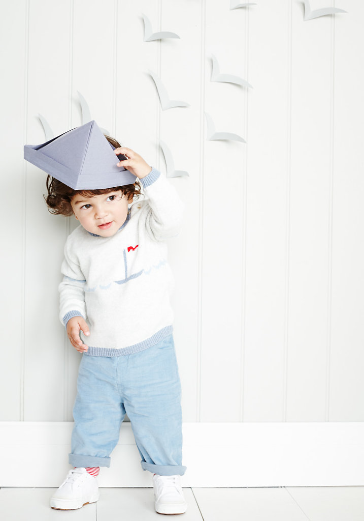 Little White Company April Showers