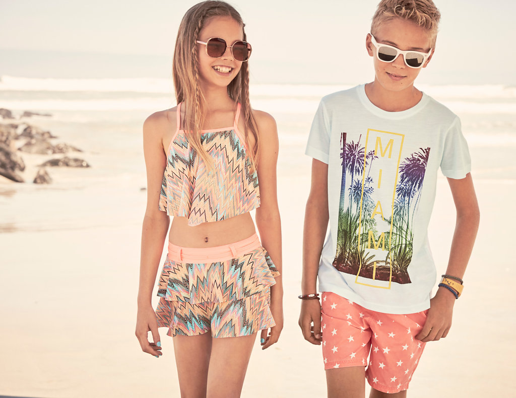 River Island Sunshine