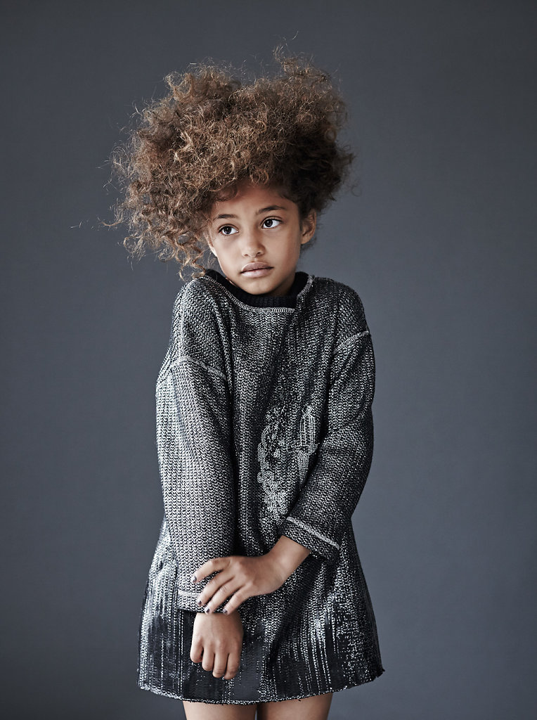 Gorgeous Grey Vogue Bambini