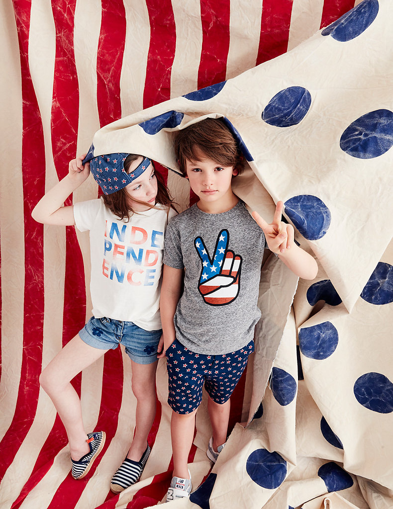 J Crew Get Ready For The Fourth
